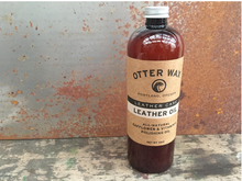 Otter Wax Leather Oil