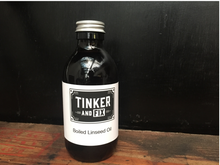 Tinker and Fix Boiled Linseed Oil 200ml
