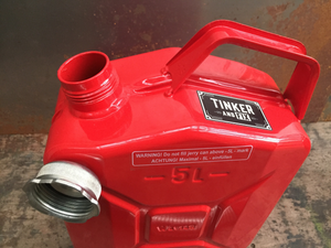 Tinker and Fix 5 litre Petrol Can and spout