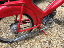 1961 Norman Nippy moped