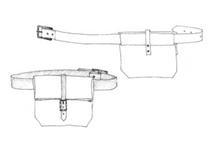 Merchant & Mills Field Belt Bag Kit