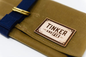 Tinker and Fix The Frank Tool Roll