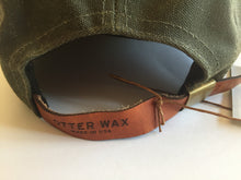 Otter Wax 5 Panel Camp Hat