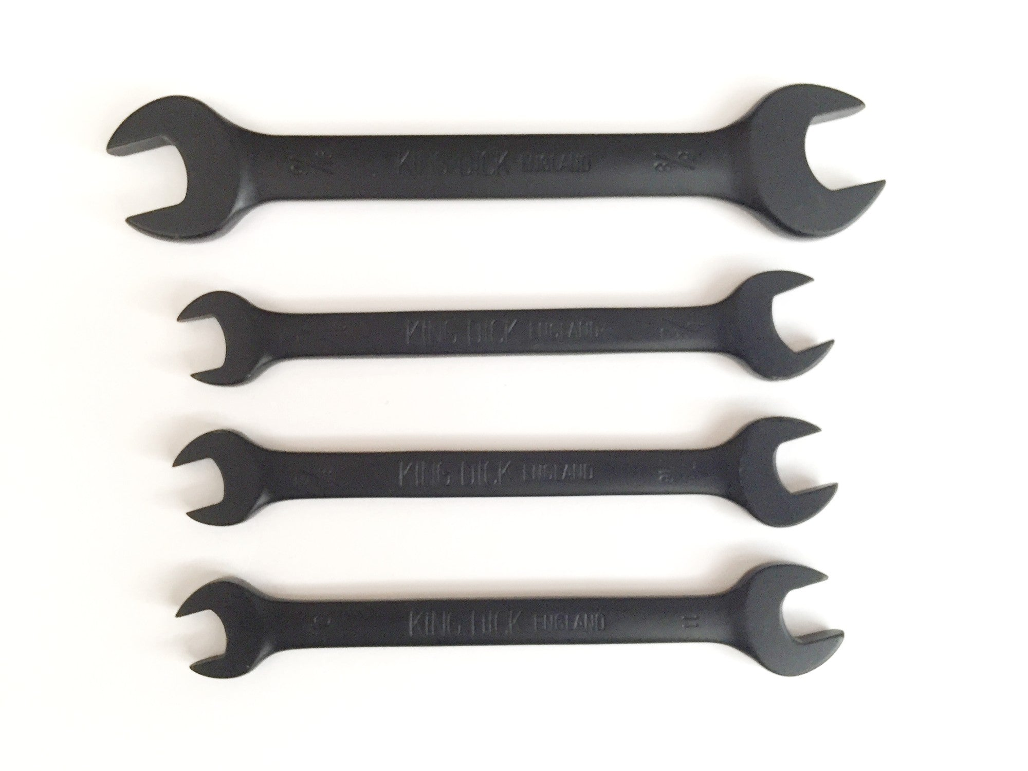King Dick Tools Heritage Open End Spanner
