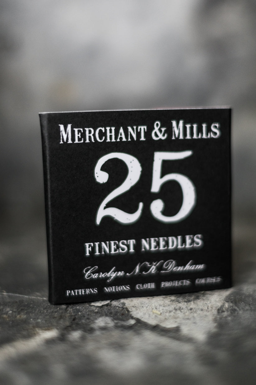 Merchant & Mills Finest Sewing Needles (25)