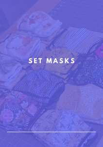 Set Masks - KDesign Fitness