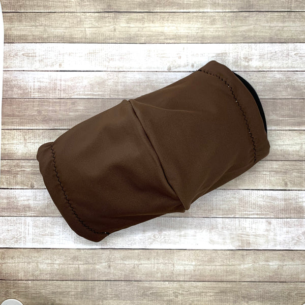 Brown Spandex Mask - KDesign Fitness