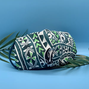 Hawaiian Turtle Mask - KDesign Fitness