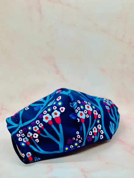 Navy Forest Mask -Endless Summer- - KDesign Fitness