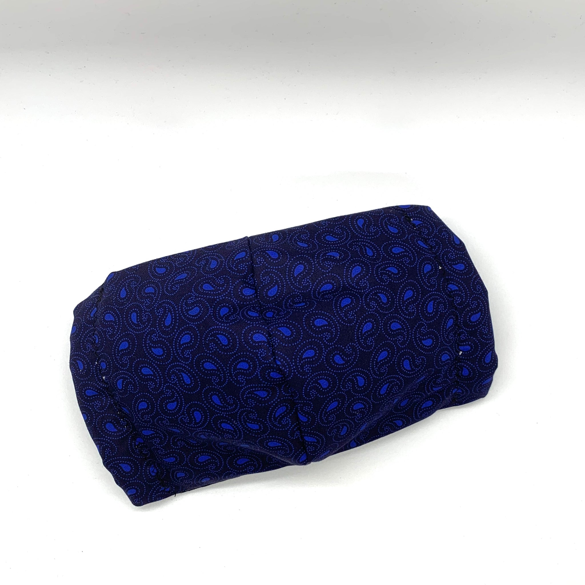 Navy Paisley Mask -for him- - KDesign Fitness