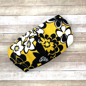 Canvas Yellow Mask - KDesign Fitness