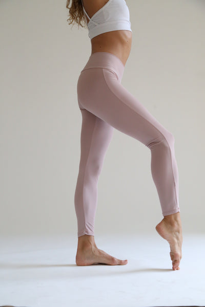 Jelly Beans Baby Pink Leggings - KDesign Fitness