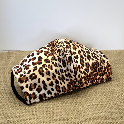 Safari Cheetah Mask - KDesign Fitness