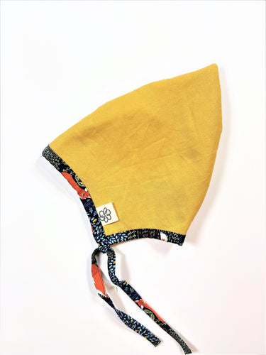 Gnome Hat - Mustard Solid