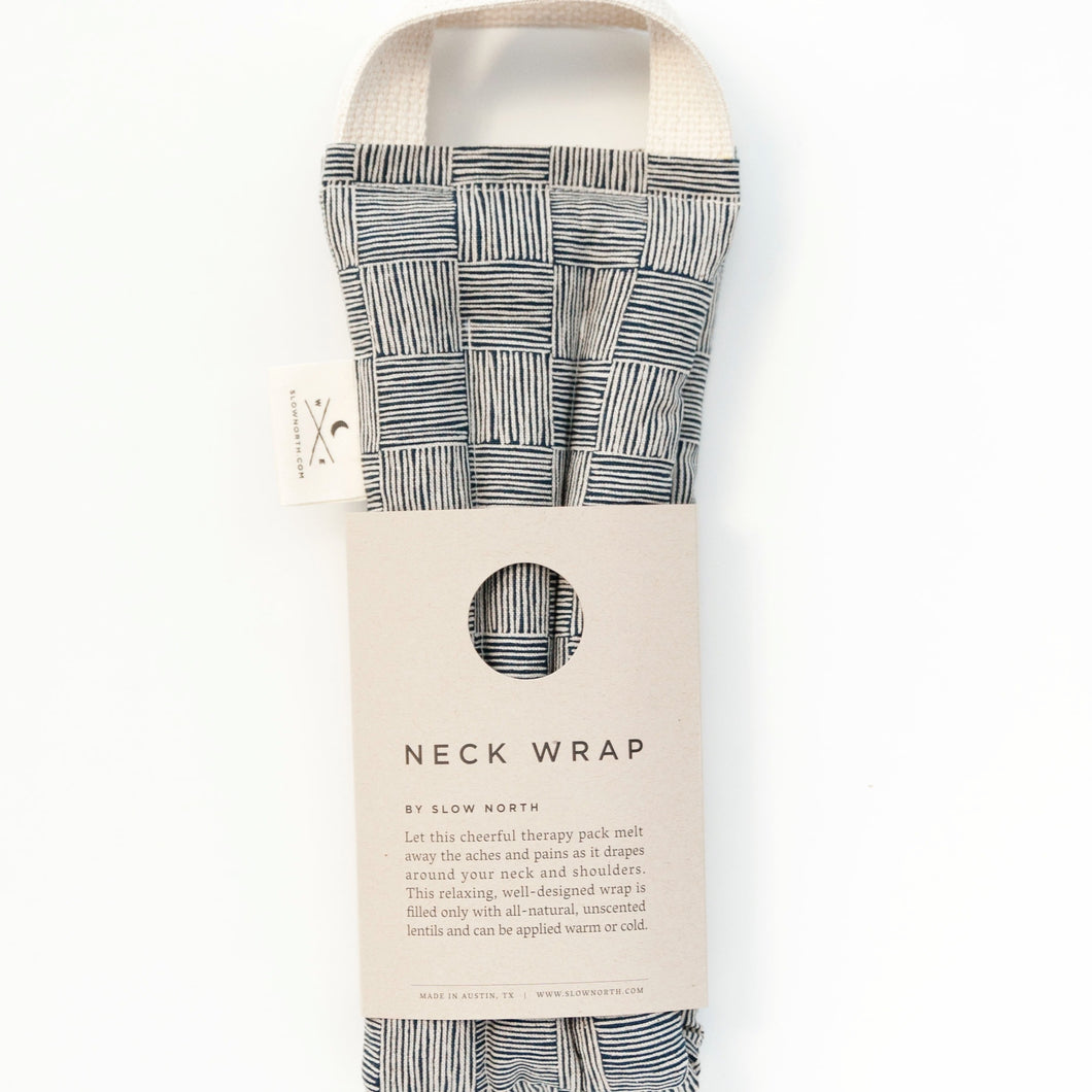 Neck Wrap Therapy Pack - Haystack