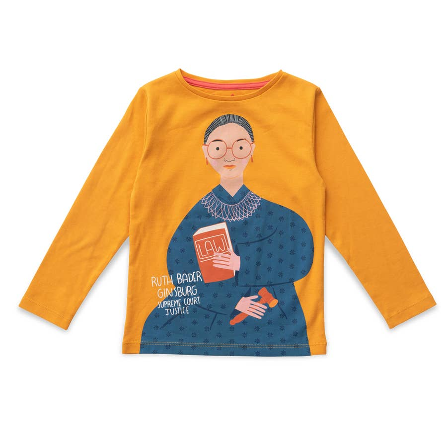 Female Trailblazer Tee - Ruth Bader Ginsburg