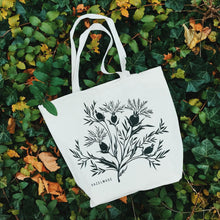 Load image into Gallery viewer, Thistle Field Large Tote
