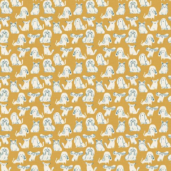 Best in Show 120-21558 by Paintbrush Studio Fabric