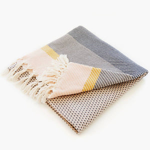 Blu Kat Valencia Cotton Throw
