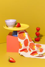 Load image into Gallery viewer, Strawberry Tea Towel