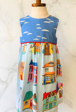 Load image into Gallery viewer, Vintage-inspired House Dress
