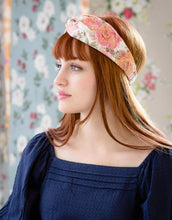 Load image into Gallery viewer, Lazybones Turban in Peony
