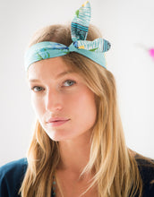 Load image into Gallery viewer, Lazybones Hair Wrap in Adeline
