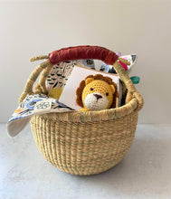 Load image into Gallery viewer, Lion Baby Gift Set