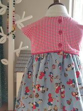 Load image into Gallery viewer, Little Red Riding Hood Dress
