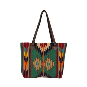 Two Worlds Tote