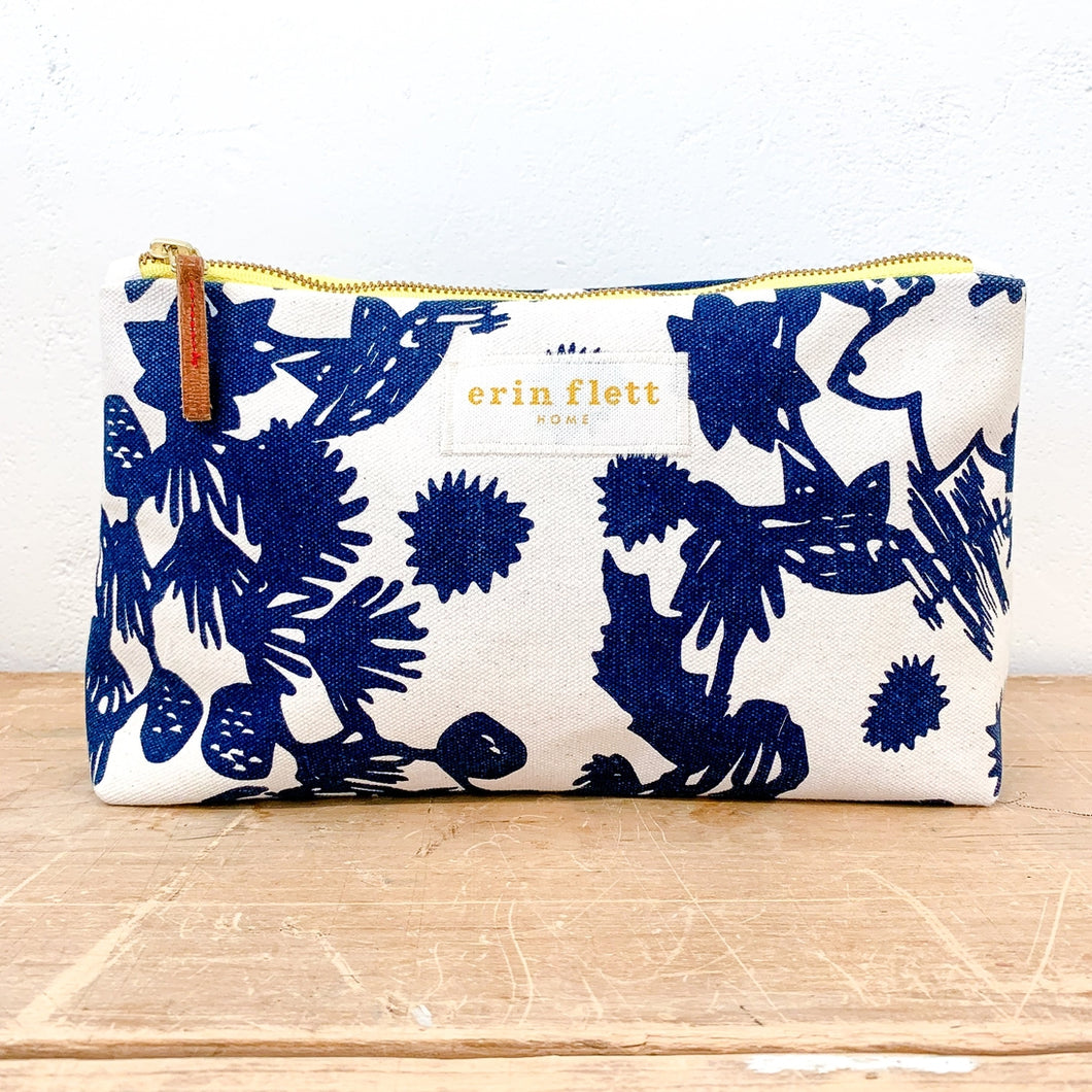 Erin Flett Navy Deep Forest Jen Bag