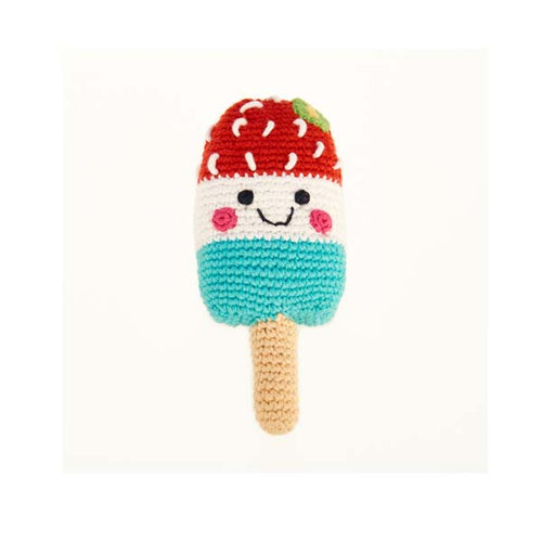 Friendly ice lolly