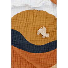 Load image into Gallery viewer, Sunset Reversible Quilt