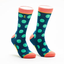Load image into Gallery viewer, Polka and Dot Socks