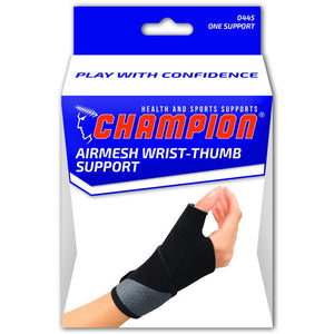 Champion Universal Airmesh Wrist-Thumb Support #0445