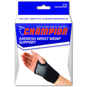 Champion Airmesh Wrist Wrap Support #0446