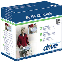 Load image into Gallery viewer, Drive Medical E-Z Walker Caddy