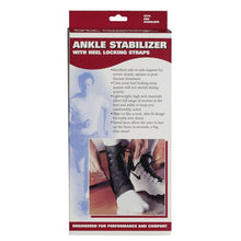 Load image into Gallery viewer, OTC Ankle Stabilizer with Heel Locking Straps #2376