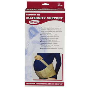 OTC Comfort Fit Maternity Support #2786