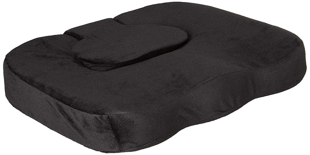 PCP Sculpted Orthopedic Seat Cushion with Removable Coccyx pad