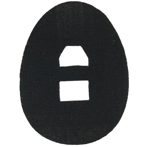 Dexcom G4/G5 Oval Shape Patch WITH Overtape x01