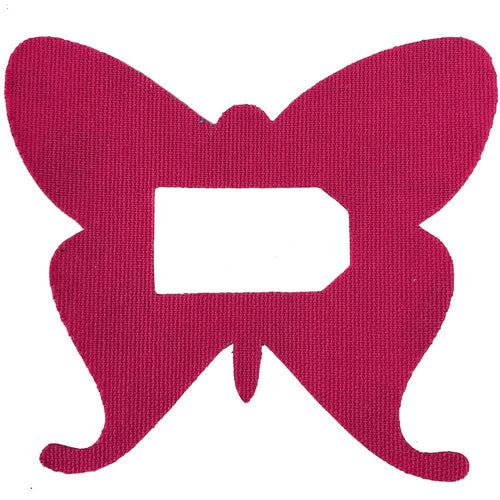 Dexcom G4/G5 Butterfly Shaped Patch x 01