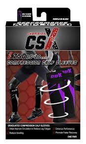 Champion CSX Compression Calf Sleeves