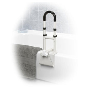 Drive Medical Adjustable Height Bath Safety Rail