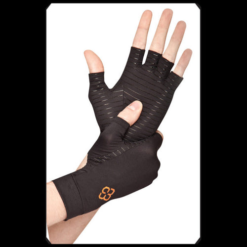 Copper88 Half Finger Gloves