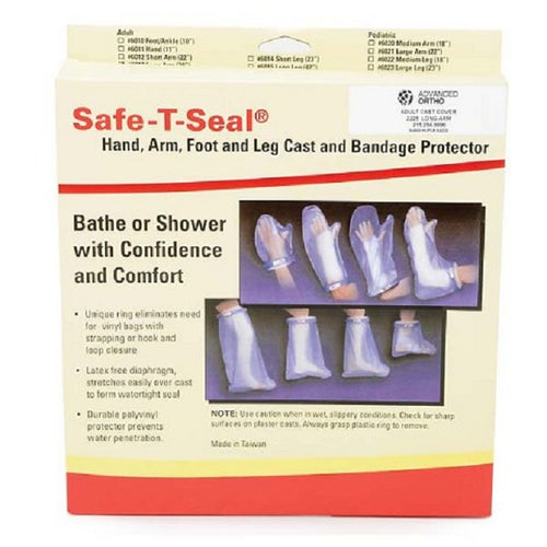 Rose Health Care Saf-T-Seal Cast and Bandage Protector