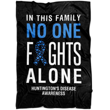 Load image into Gallery viewer, Huntington's Disease Awareness Blanket