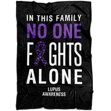 Load image into Gallery viewer, Custom Designed Lupus Awareness Blanket
