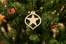 Load image into Gallery viewer, Christmas Star Christmas Ornament