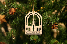 Load image into Gallery viewer, Santiago Chile Temple Christmas Ornament